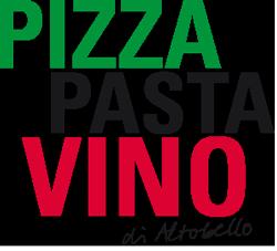 pizza pasta vino