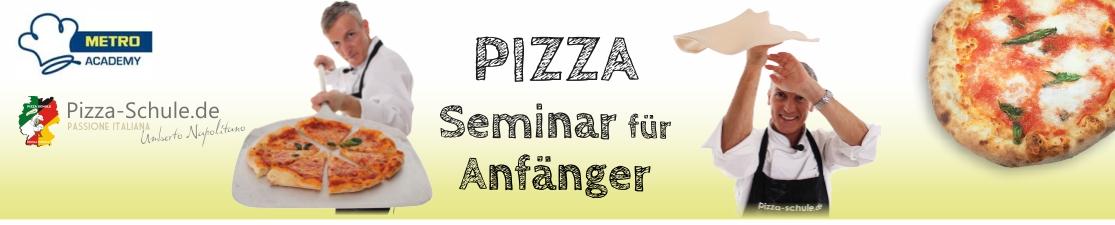 Pizza-Seminar für Anfänger