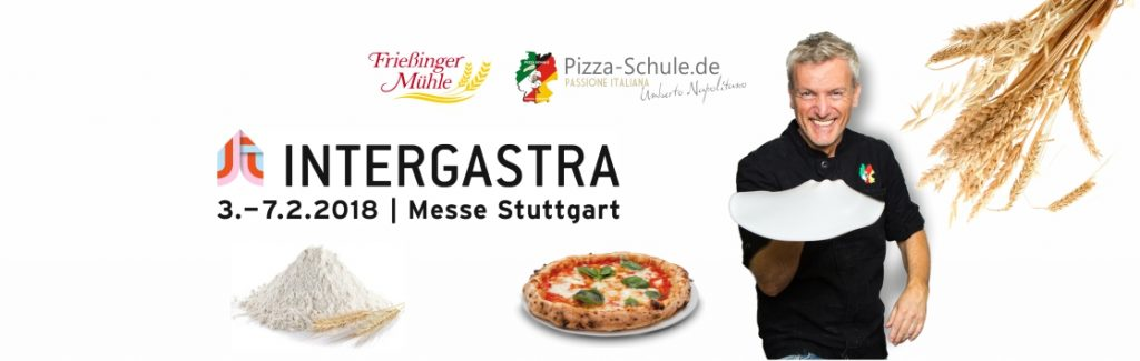 Pizza Schule Intergastra 2018