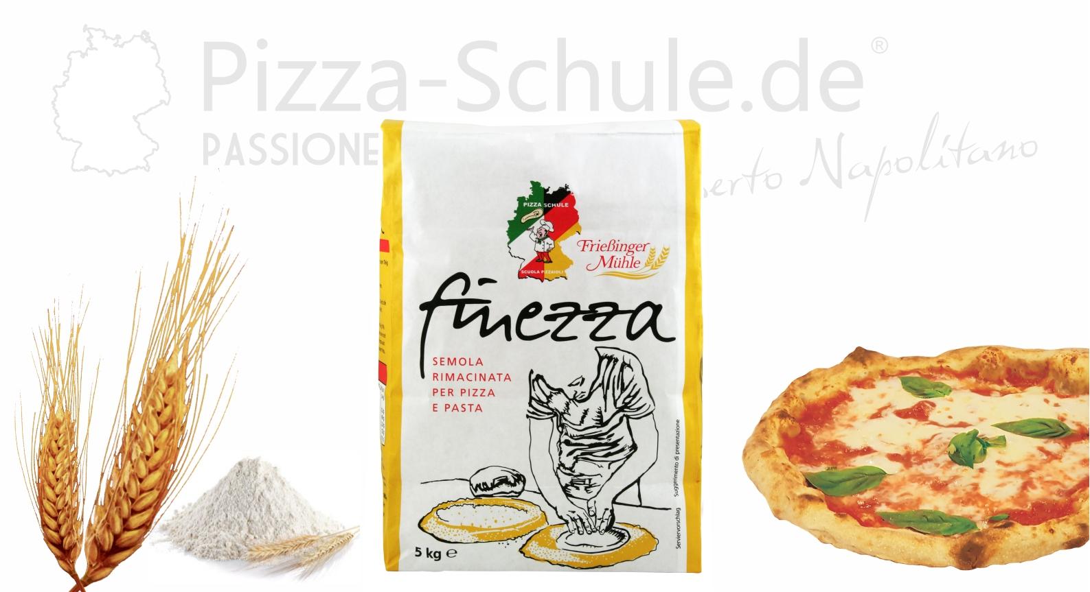 Farina Finezza - Pizza-Schule