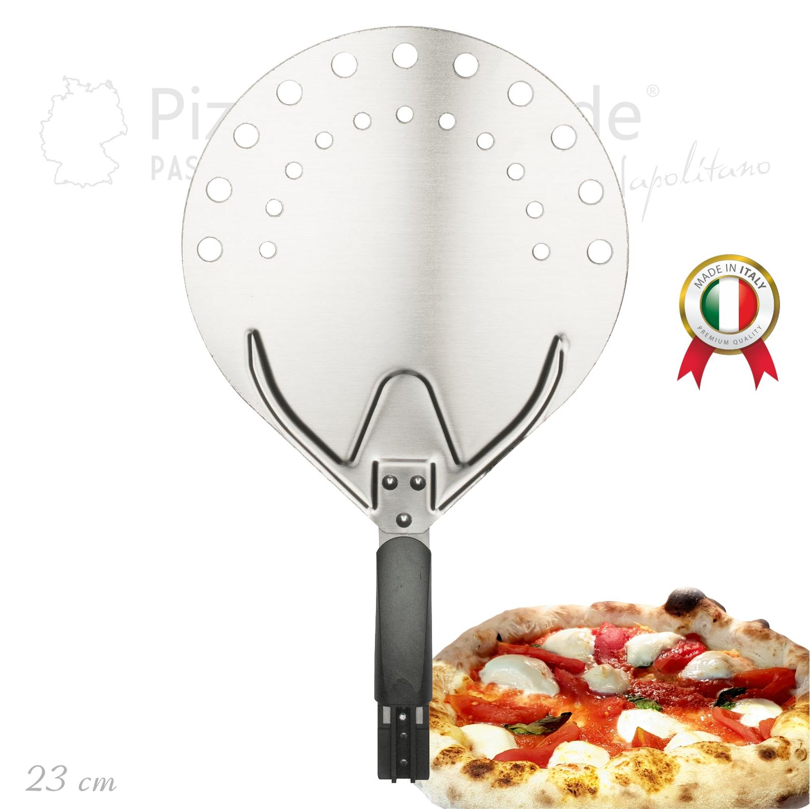 Pizza Schieber perforiert