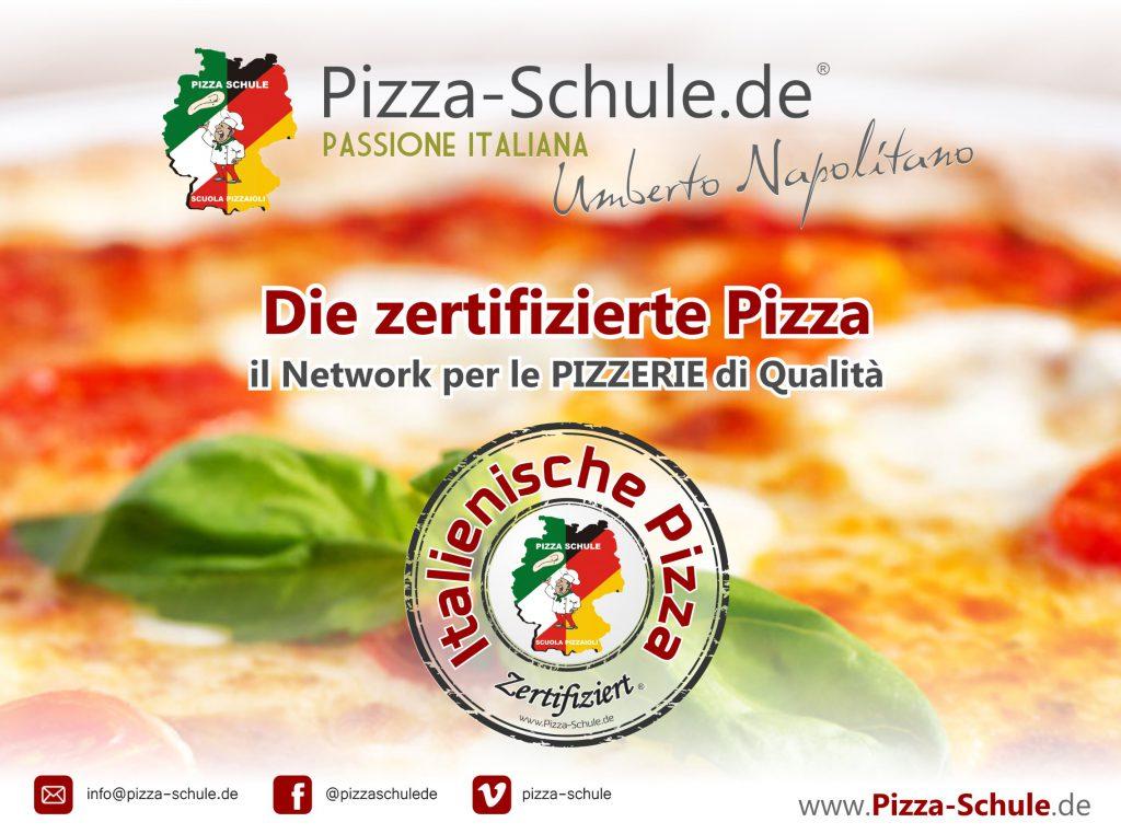 Die zertifizierte Pizza - il Network per le PIZZERIE di Qualità ...