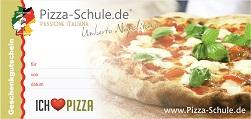 Geschenkgutschein Pizza-Schule