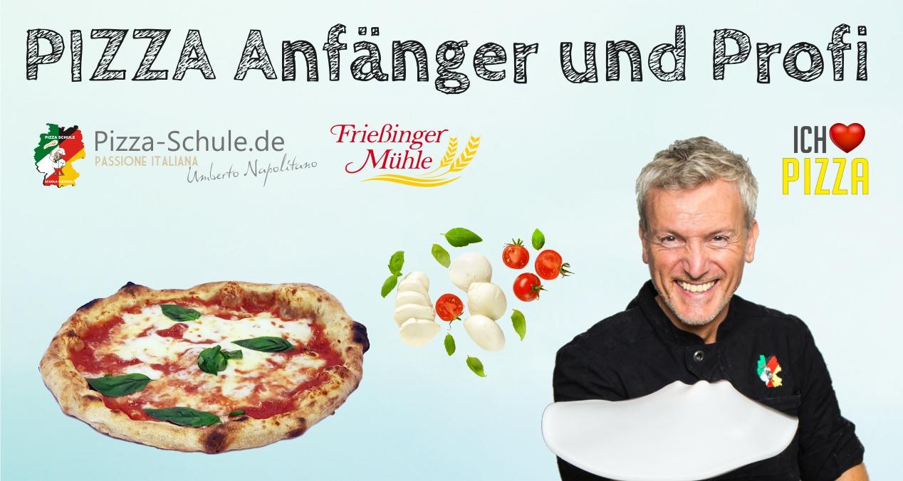 Pizza-Seminar für Anfänger/Profi
