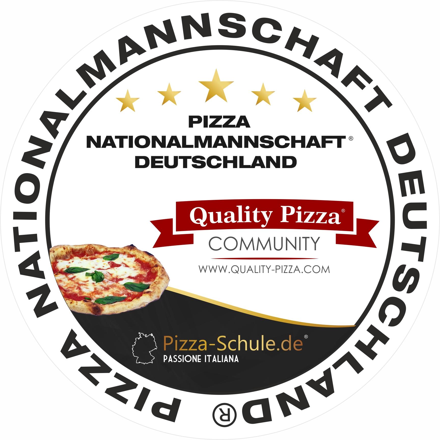 Pizza Nationalmannschaft Deutschland