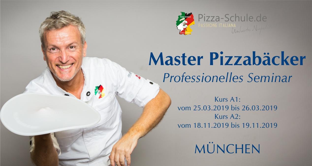 Master Pizzabäcker 2019