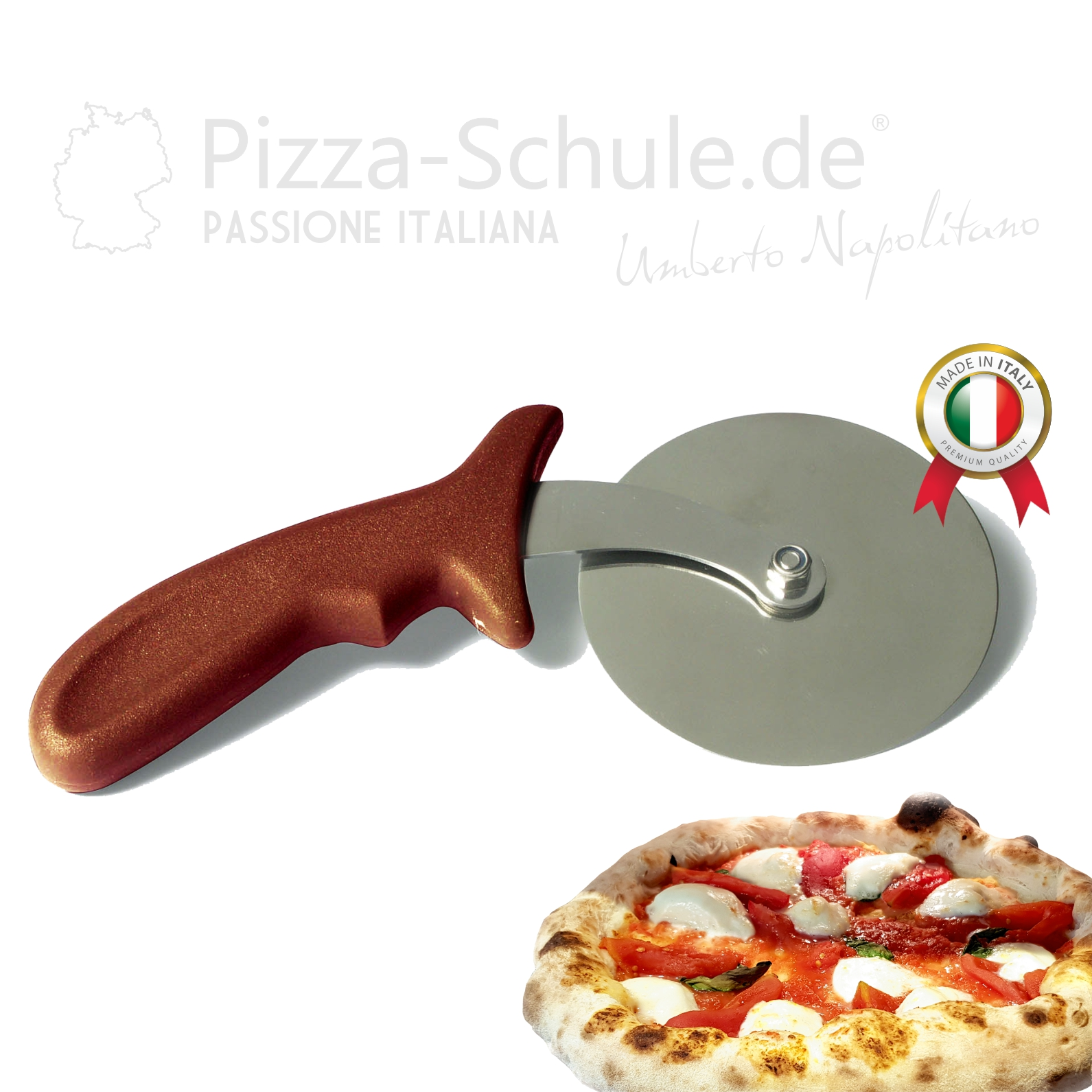 APC15-S Pizza Messer