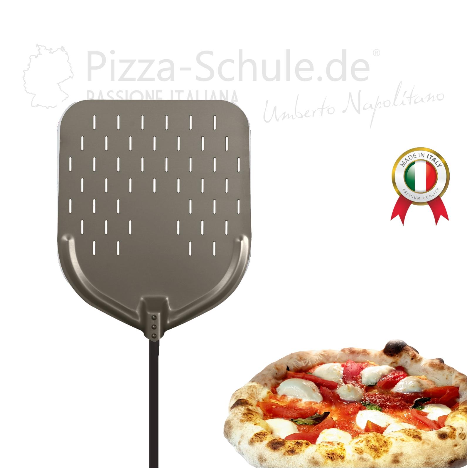 Pizza Schaufeln mit Aluminiumgriff