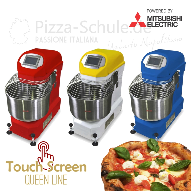 Pizza Teigmaschine Touch Screen Queen