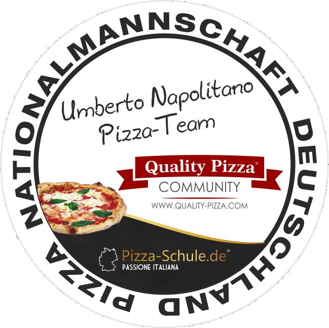 Umberto Napolitano Pizza-Team
