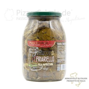 Friarielli Brokkoli - Stängelkohl neapoletanische Art 2020 a