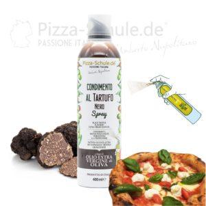 R015 - Natives Olivenöl Extra mit schwarzen Trüffeln aromatisiert