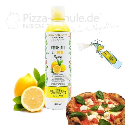 R016 - Natives Olivenöl Extra mit Zitrone aromatisiert