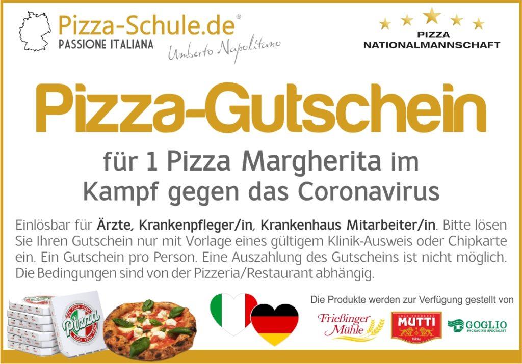 Pizza-Gutschein