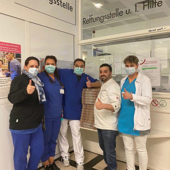 Pizza Task Force gegen das Coronavirus 4