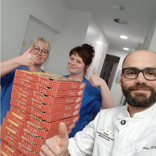Pizza Task Force gegen das Coronavirus 5