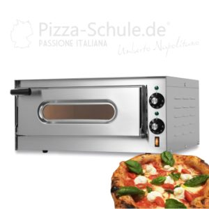 Elektrischer Pizzaofen SMALL G PLUS