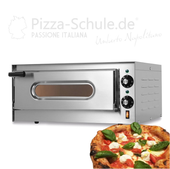 Elektrischer Pizzaofen SMALL G PLUS