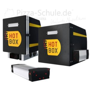 Hot Box Food Delivery - Lieferservice Thermo Box für Autos 2021