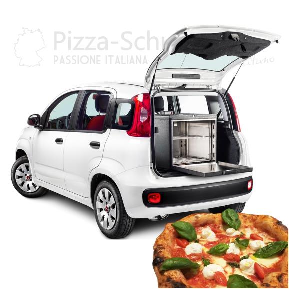 Lieferservice Thermo Box Pizza für Autos