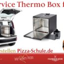 Lieferservice Thermo Box Pizza für Autos 2020