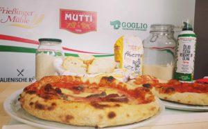 Sauerteig Mutterhefe Pizza-Schule