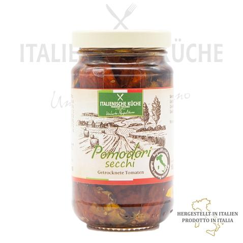 Getrocknete Tomaten – Pomodori Secchi Italienische Küche g007
