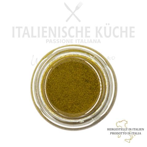 Pesto Genueser Art – Pesto Genovese Italienische Küche g001