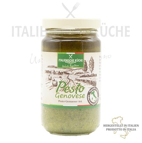 Pesto Genueser Art – Pesto Genovese Italienische Küche