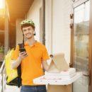 Pizza der Boom der Essenslieferung - ItalDelivery