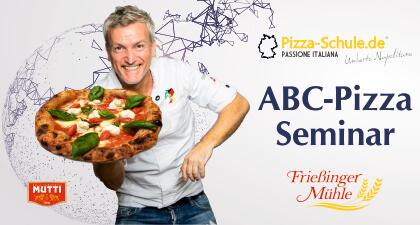 ABC-Pizza-Seminar 2021 Pizza-Schule