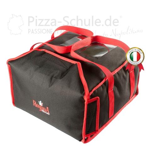 Die Thermobox für die Pizza zum Mitnehmen