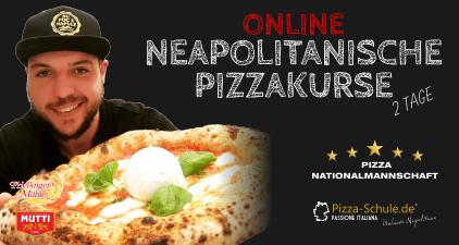 Alessandro Medoro Pizza Seminar