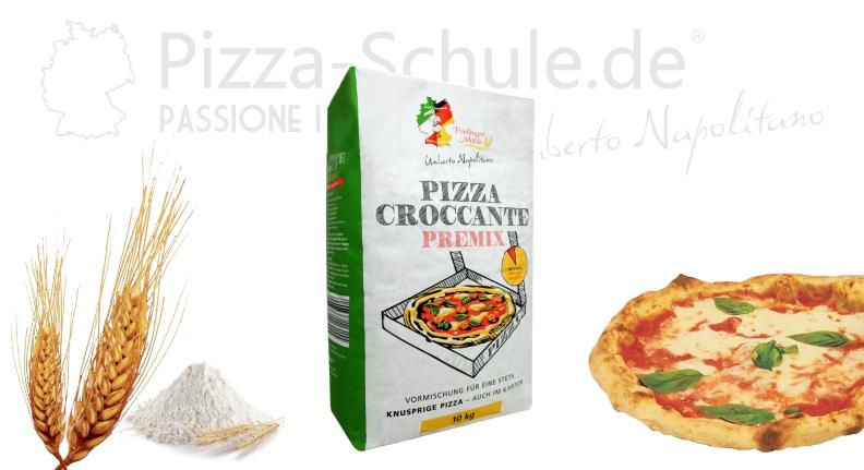Pizza Croccante dt 10 kg