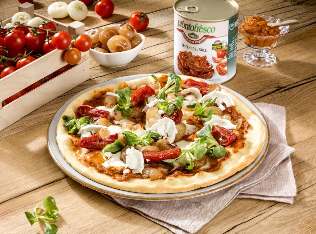 CAMPAGNOLA Greci - Pizza-Schule