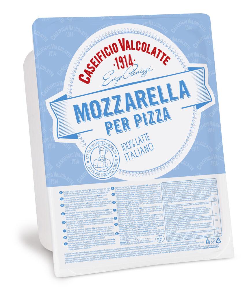 Caseificio Valcolatte Mozzarella Pizza
