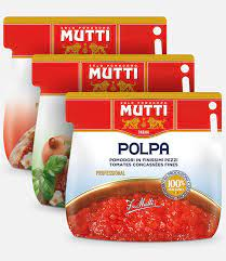 Mutti Tomaten Pizza-Schule